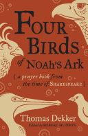 Four Birds of Noahs Ark