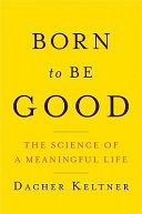 Born to be Good ebook
