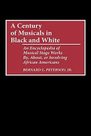 A Century of Musicals in Black and White Book PDF