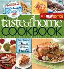 Taste of Home Cookbook  3rd Edition Book