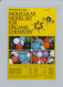 The Prentice Hall Molecular Model Set for Organic Chemistry Book