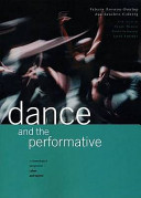 Dance and the Performative