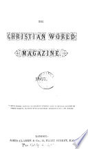 The Christian world magazine  and family visitor   Book