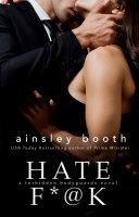 Hate F*@k Book