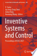 Inventive Systems and Control Book
