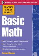 Practice Makes Perfect Basic Math Pdf/ePub eBook