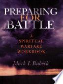Preparing for Battle Book