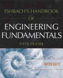 Eshbach S Handbook Of Engineering Fundamentals Book PDF