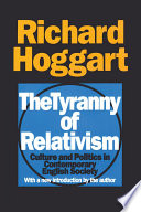 The Tyranny of Relativism