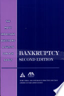 The Most Important Questions a Surety Can Ask about Bankruptcy Book