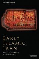 Pdf Early Islamic Iran Telecharger