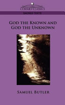 Pdf God the Known and God the Unknown Telecharger
