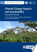 Climate Change Impacts and Sustainability Book