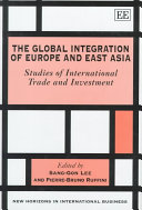 The Global Integration Of Europe And East Asia