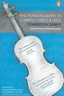 The Penguin Guide to Compact Discs and DVDs Yearbook