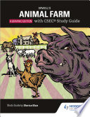 Orwell's Animal Farm: The Graphic Edition with CSEC Study Guide