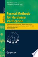 Formal Methods for Hardware Verification Book