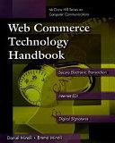 Web Commerce Technology Handbook Book