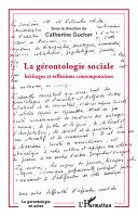 Pdf Gérontologie sociale Telecharger