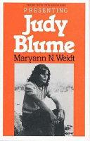 Presenting Judy Blume
