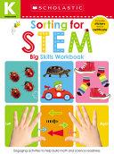 Kindergarten Big Skills Workbook  Sorting for Stem  Scholastic Early Learners  Book PDF