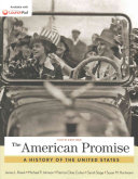 The American Promise  Combined Volume