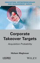 Corporate Takeover Targets Pdf/ePub eBook