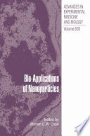 Bio Applications of Nanoparticles