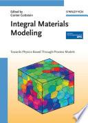 Integral Materials Modeling Book