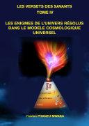 Pdf Les énigmes de l'univers résolues dans le Modèle Cosmologique Universel Telecharger
