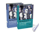 The Handbook of the Neuropsychology of Language  2 Volume Set Book