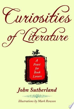 Download Curiosities of Literature Free Books - Read Books