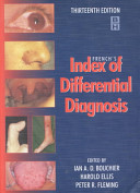 FRENCH'S INDEX OF DIFFERENTIAL DIAGNOSIS 13E