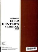 Deer Hunter s Yearbook 1987