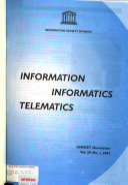 General Information Programme Unisist Newsletter Book PDF