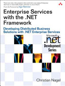 Enterprise Services with the  NET Framework