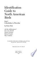 Identification Guide to North American Birds: Columbidae to Ploceidae