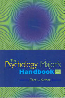 The Psychology Major s Handbook