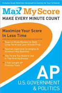 My Max Score AP U.S. Government & Politics