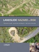 Landslide Hazard and Risk Pdf