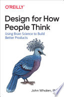 Design for How People Think Book