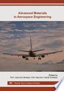 Advanced Materials in Aerospace Engineering