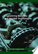 Engineering Materials And Applied Technologies Book PDF