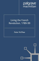 Pdf Living the French Revolution, 1789-1799 Telecharger