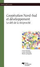 Pdf Coopération Nord-Sud et développement Telecharger