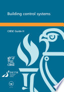 Cibse Guide H Building Control Systems Book PDF
