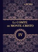 Pdf Le Comte de Monte-Cristo. T. 4 Telecharger