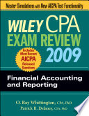 Wiley CPA Exam Review 2009 Book PDF
