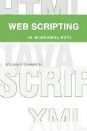 Web Scripting in Windows(.NET)