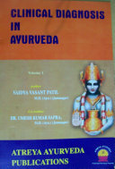 Pdf Clinical Diagnosis in Ayurveda